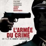 """Affiche du film """"L'Armée du crime"""" (R. Guédiguian, 2009)"""