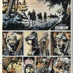 La première page des « Chemins de Malefosse » publiée dans le n° 54 de Circus, en octobre 1982.