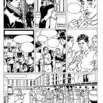 Encrage de la planche 22 par J. Puchol