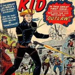 Rawhide Kid n° 17, la revue remplaçant Wyatt Earp, avec Ayers à l'encrage...