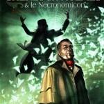 Couverture réalisée par Jean-Sébastien Rossbach pour le tome 2 de Sherlock Holmes & le Nécronomicon (Soleil Prod. - 2013)