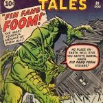 « Fin Fang Foom » dans Strange Tales n° 89.