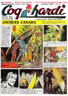 Jacques Canada