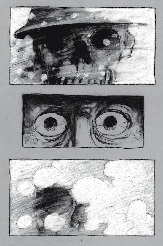 La Mort blanche 1