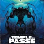 Le Temple du passé couv