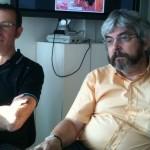 Pierre Boisserie et Philippe Guillaume