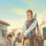 Illustration proposée pour La Fabrique Delcourt en 2013
