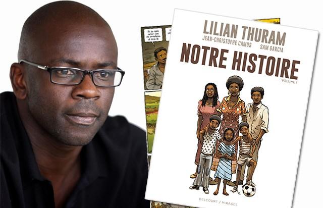 lilian-thuram-bd-notre-histoire-2014