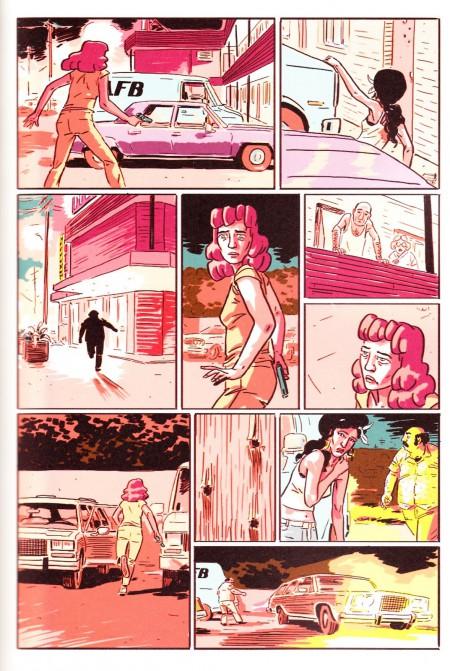Une page de « Bonbons atomiques ».