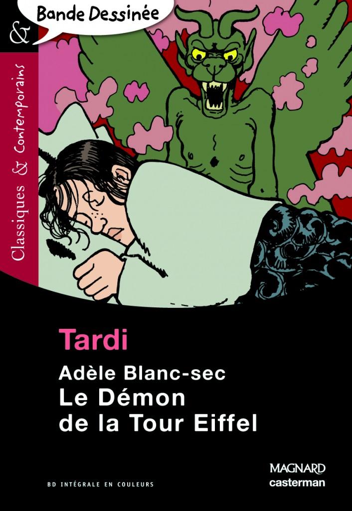 Version Magnard Classiques & Contemporains BD (enrichi d'un dossier pédagogique ; 2010)