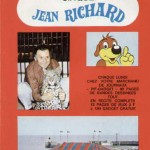 Dépliant Pinder Pif_Jean Richard 1975