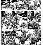 « Dragonero » vu par Luca Malisan, au n° 11.