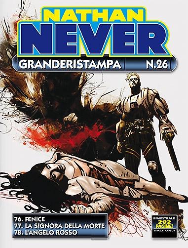 GrandeRistampa Nathan Never