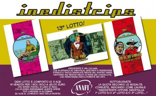 Inedistrips 13° lotto_0