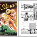 Las Rosas (Couverture + page 14)