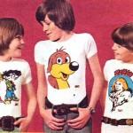 PUB T-SHIRTS PIF 1973