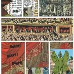 Planches 8 et 13 de l'album (J. Tardi et Casterman, 1976)