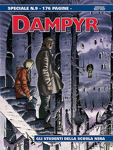 Speciale Dampyr