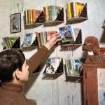 bibliotheque POCHES mini