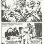 La rédaction de BDzoom.com vous le confirme, « Attaque de fusée » (n° 388) a bien été dessiné par Victor de la Fuente, sur un scénario de Ken Gentry.