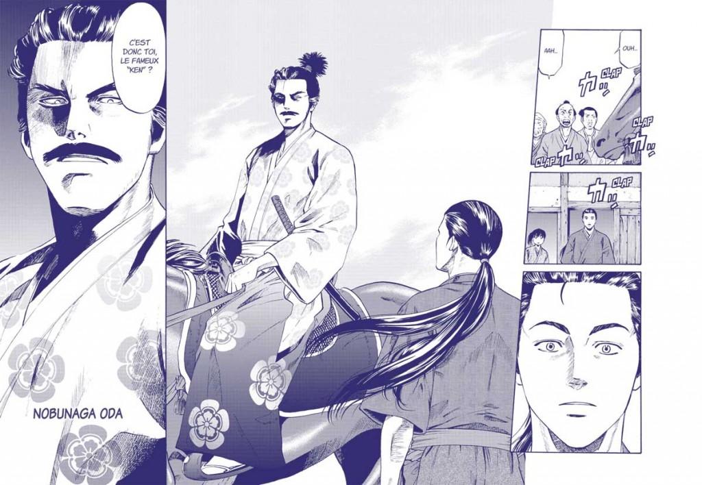 le-chef-de-nobunaga-cheval