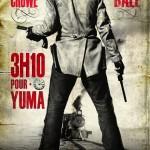 Une affiche western, très proche de la couverture