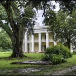 Plantation Ashland (ou  Plantation Ashland-Belle Helene), construite en 1841 et lieu de tournage pour Clint Eastwood