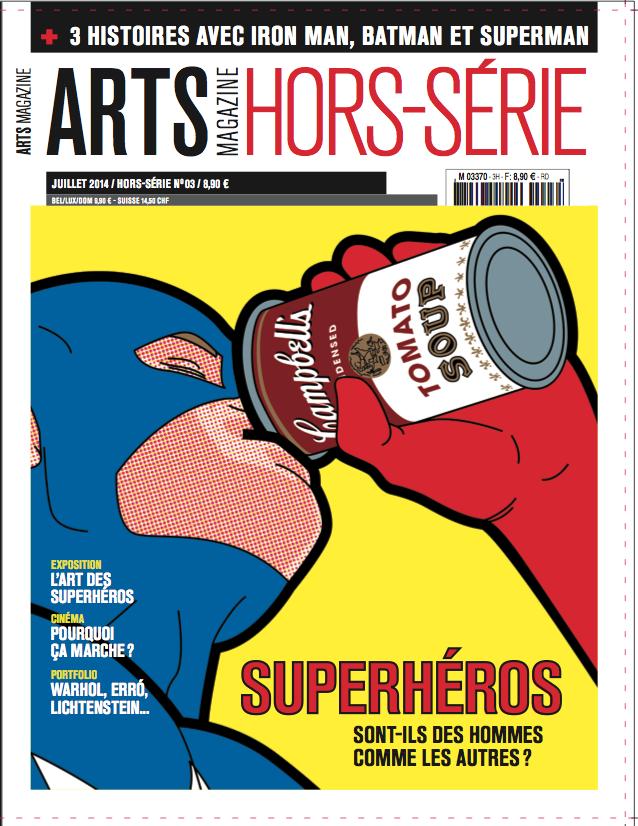 Arts Magazine hors-série