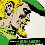 Green Lantern Green Arrow cover