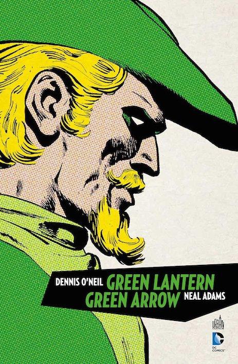 Green Lantern Green Arrow cover