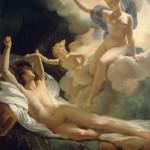 Morphée et Iris par Pierre-Narcisse Guérin (1811)