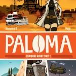 Paloma, espionne avant tout couv