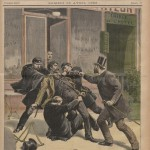 L'arrestation de Ravachol (Le Petit Journal, 16 avril 1892)