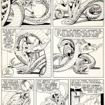 Amazing Spider-Man n° 22 page 18 par Steve Ditko.