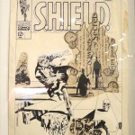 Nick Fury - Agent of SHIELD n°7  par Jim Steranko.