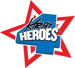 Le logo de Kirby4Heroes.