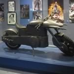 La moto de Captain America.