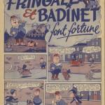 Fringale et Badinet