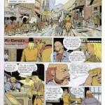 Première apparition de « Jonathan Cartland » par Michel Blanc-Dumont aux dessins et Laurence Harlé.