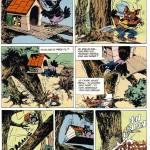 « Jock le corbeau et Jack le renard » par Jean-Louis Goussé et Cehem.