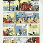 Exemple de jeux proposés dans Le Journal de Lucky Luke.