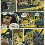 « L'Étalon noir » par Michel Faure et Robert Génin.