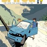 Illustration pour la couverture du journal Spirou 3970 (14 mai 2014), annonçant le début de la prépublication.