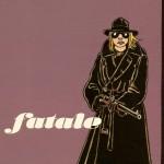 Couverture de Tardi pour l'édition originale de Fatale chez Gallimard en 1977