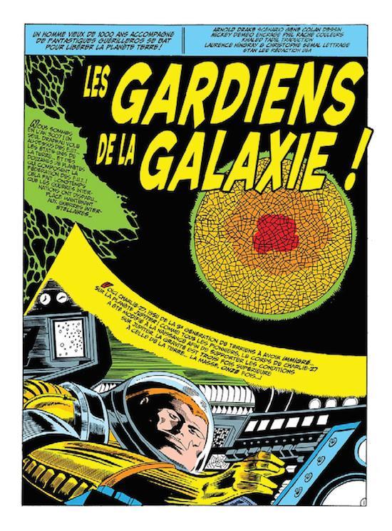 Gardiens Galaxie 1