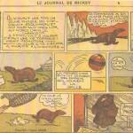 «Tout est bien qui finit bien» («Discontinued Stories», créé vers 1935) est publié dans le Journal de Mickey du n° 1 au n°? du?193?.