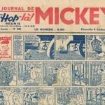 Journal de Mickey et Hop-là ! réunis