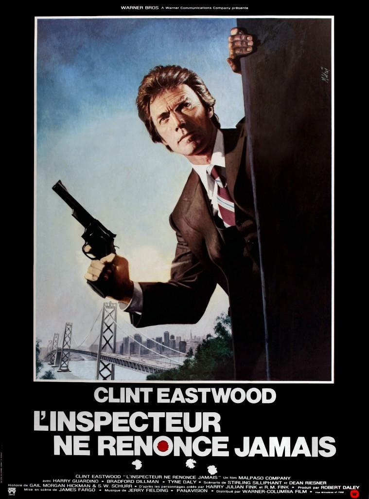 """Dirty Harry"" et son efficace Magnum 44 !"