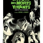 Affiches françaises originelle et alternative pour le film de G. Romero (1968)