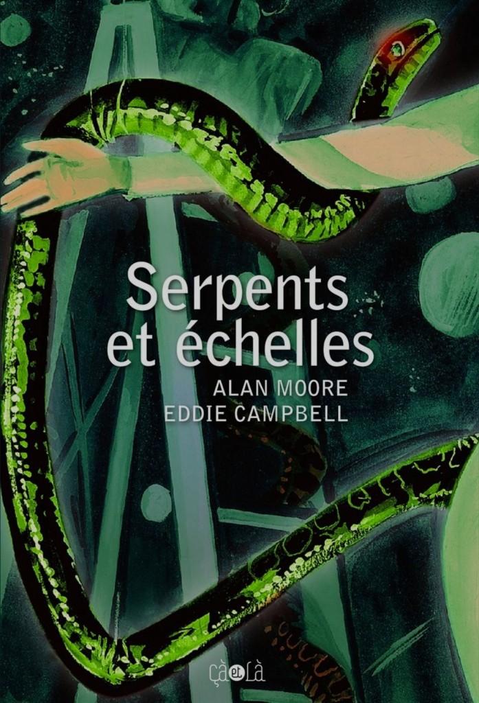 Serpents echelles